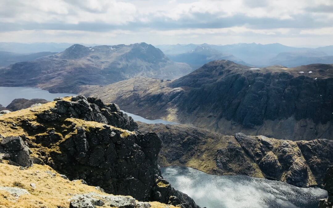 Fisherfield 6 ( 5 + 1 ) May 2018